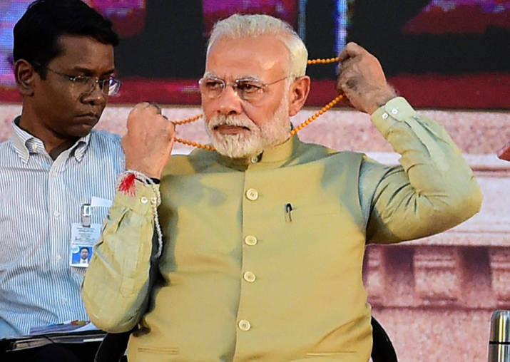 PM Modi on maiden visit to Puducherry tomorrow