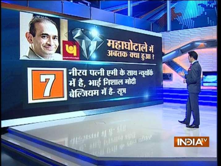 India Tv - PNB-Nirav Modi bank fraud case: What happened so far