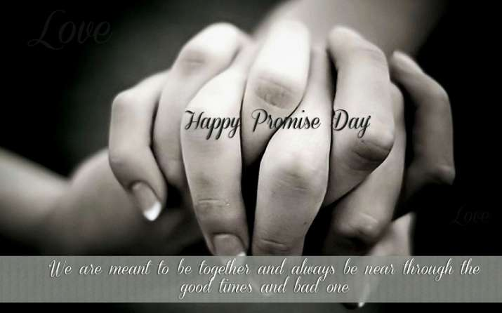 India Tv - Happy Promise Day 2018 images