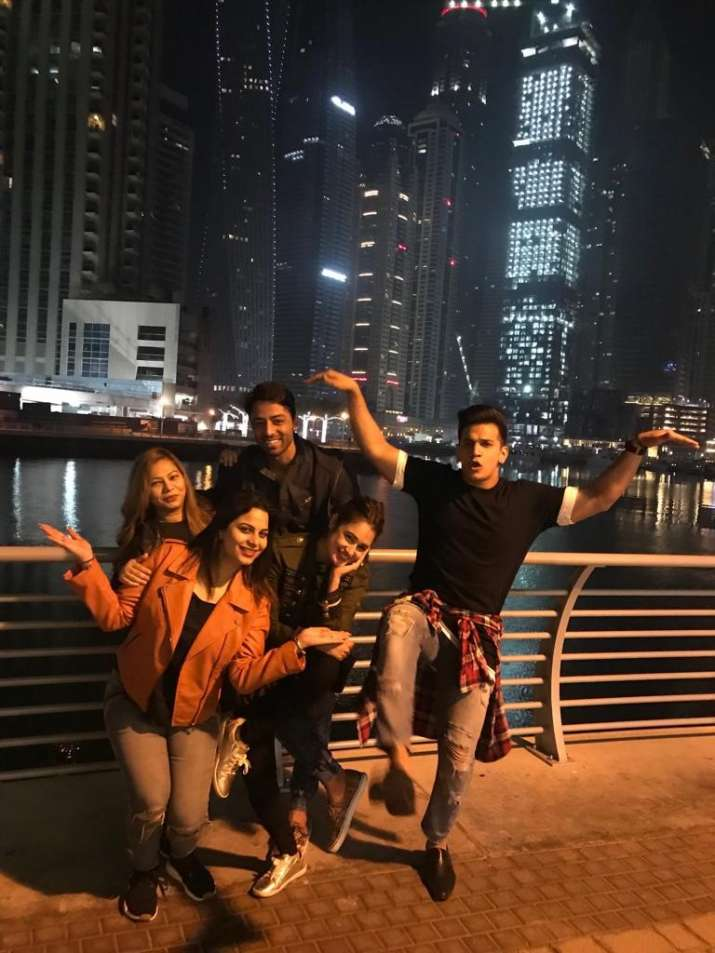 India Tv - Prince Narula, Yuvika Chaudhary and others