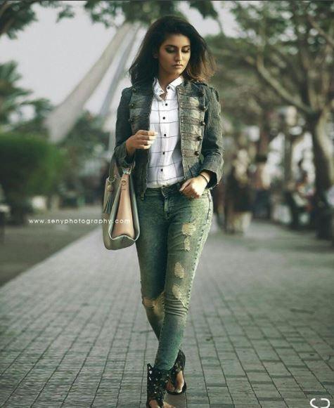 India Tv - Priya Prakash Varrier