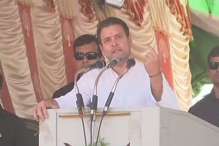 Why 'chowkidar' is silent: Rahul Gandhi targets PM Modi