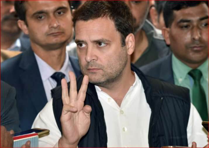 karnataka polls rahul gandhi to visit state for 3 days from feb 24