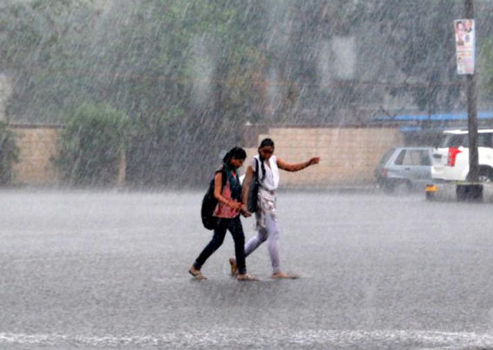 Representational pic - Rains likely in Uttar Pradesh in
