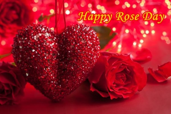 Happy rose day 2018: images greetings gifs quotes status for