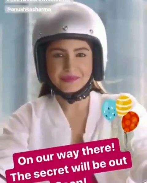 India Tv - Anushka Sharma in Elle 18 ad campaign