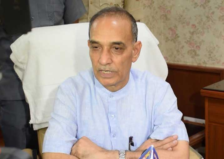 Minister of State for HRD Satya Pal Singh