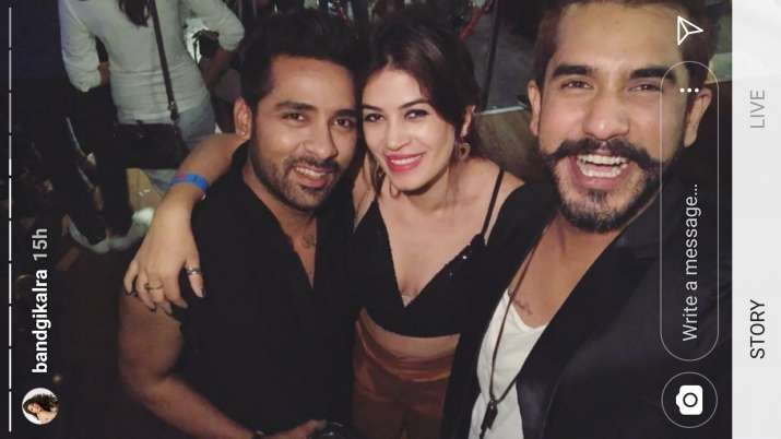 India Tv - Bandgi, Puneesh with Suyyash Rai