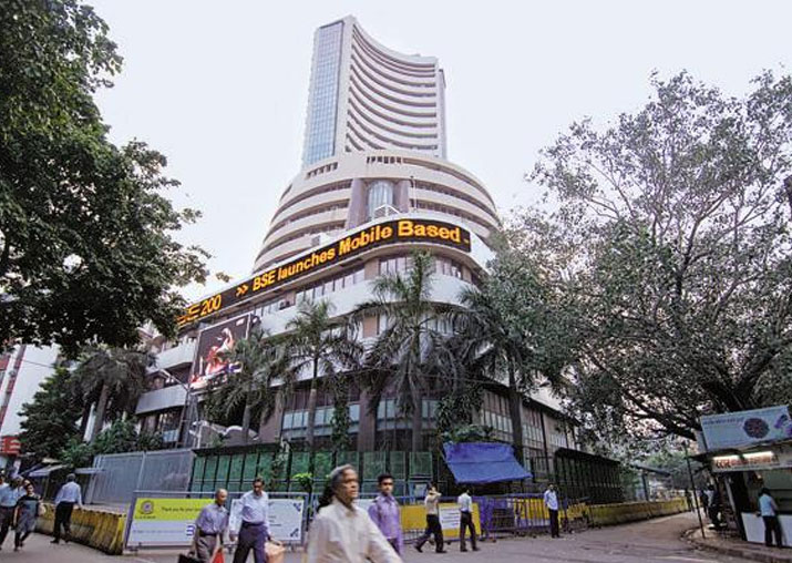 Sensex sheds 144 points to end at 34,156; Nifty settles at