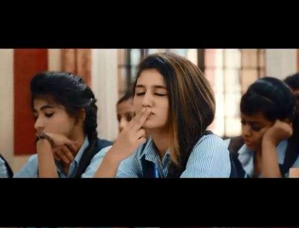 India Tv - Still from Oru Adaar Love teaser