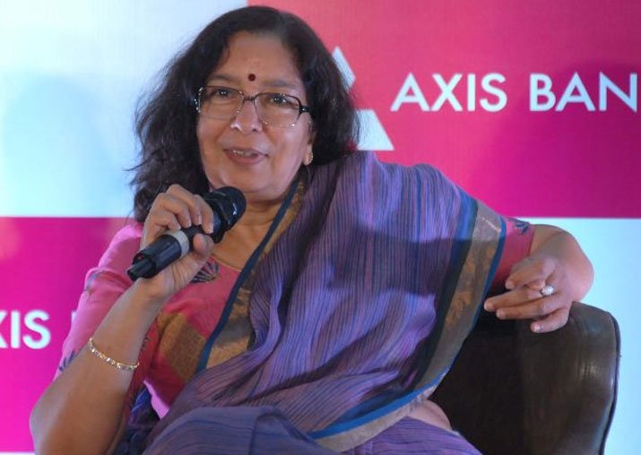 Axis Bank chief Shikha Sharma