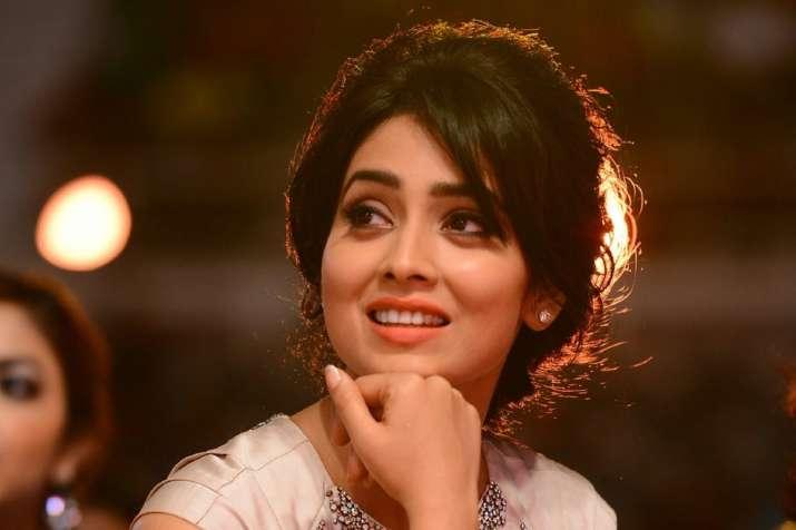 South Indian actress Shriya Saran
