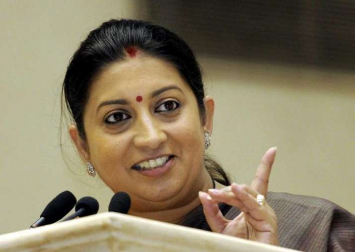 India exported handcrafted goods worth Rs 1.36 lakh crore in past 4 years: Textile Minister Smriti Irani
