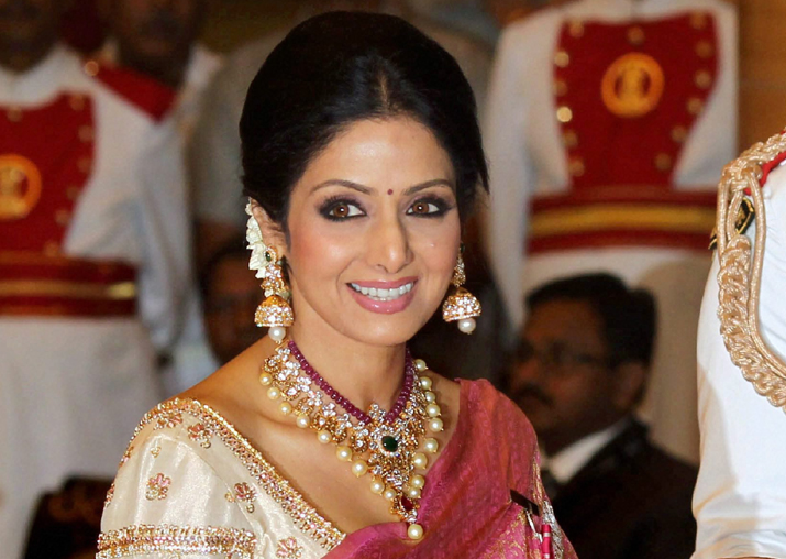 Dubai police hands over letters for release of Sridevi's