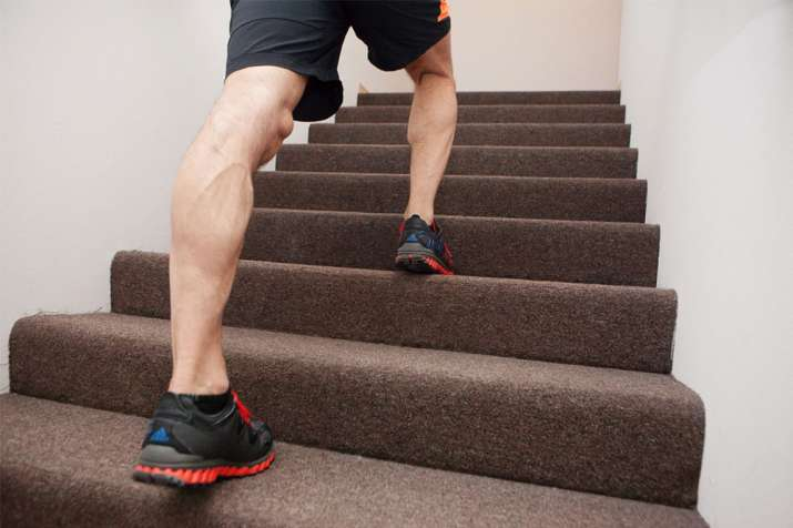 Climbing stairs likely to reduce hypertension