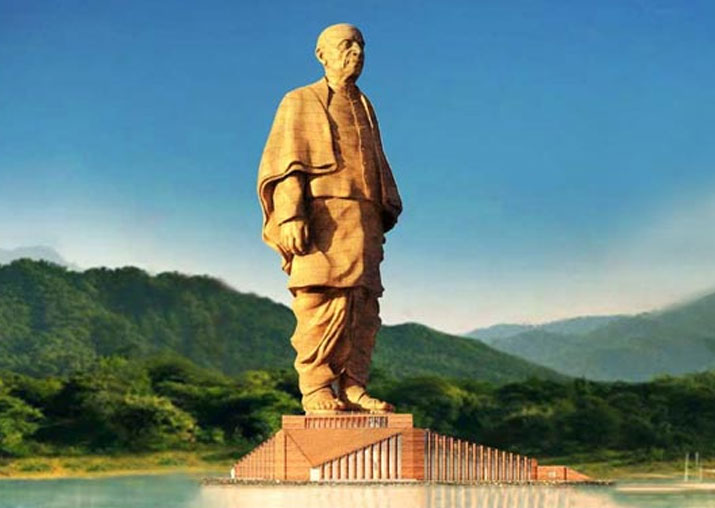 Representational pic - 'Statue of Unity' to be ready for