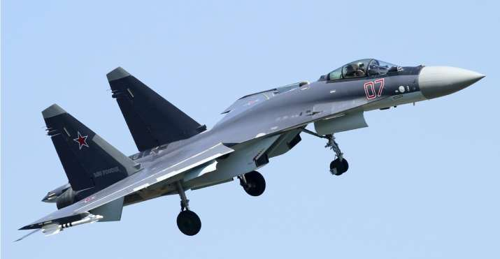 China deploys Su-35 jets in South China Sea to counter US patrols