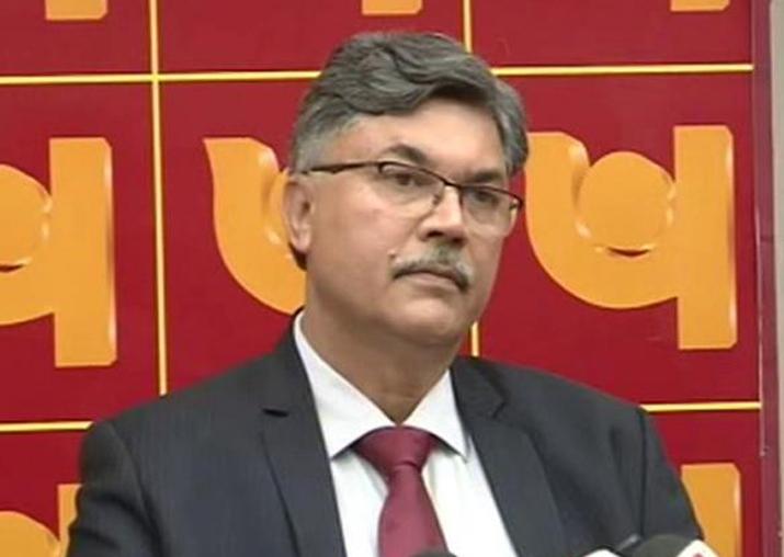 File pic of PNB MD Sunil Mehta