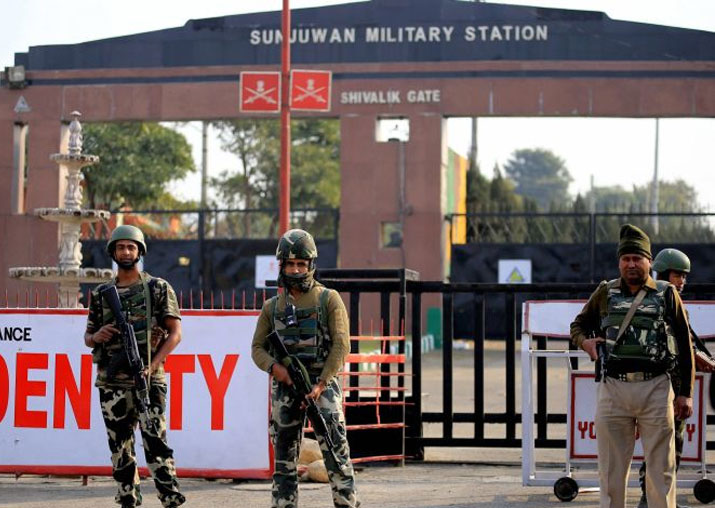 JeM terrorists who attacked Sunjuwan army camp came from