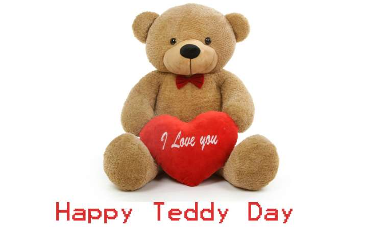 Happy Teddy Day 2018 Whatsapp Facebook Images Greetings Quotes