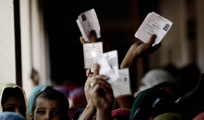 India Tv - Tripura Assembly Elections 2018: Over 75% voter turnout registered despite faulty EVMs at several booths
