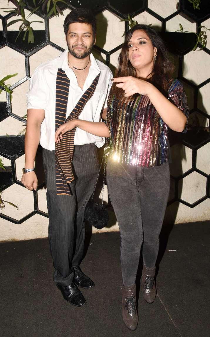 India Tv - Varun Sharma's birthday party