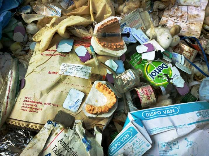 Delhi-NCR generates 5,900 tonnes medical waste annually: