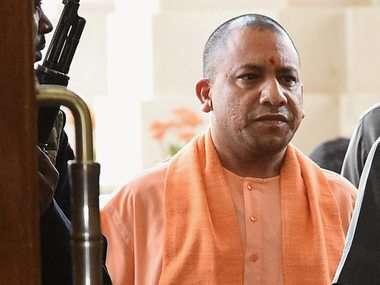 File picture of Yogi Adityanath