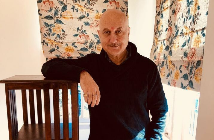 Anupam Kher gives life lessons in Boston's Babson College,