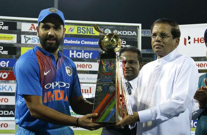 Rohit Sharma, Nidahas Trophy