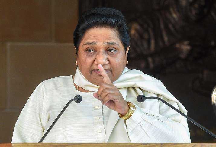 'Parties must unite against BJP for national welfare', BSP