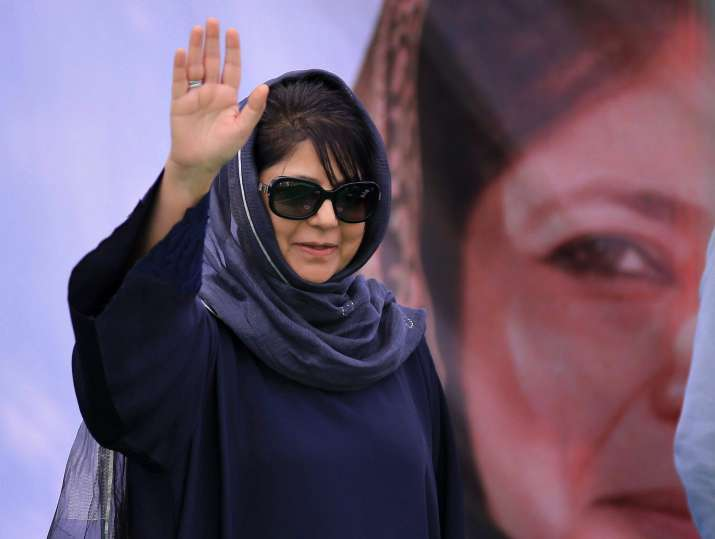 JK CM Mufti appeals youths to maintain peace and communal