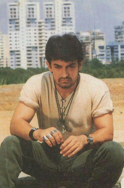 India Tv - Aamir Khan aka Siddhu of the movie Ghulam.