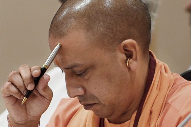 Yogi Adityanath said local issues led to the party's poor