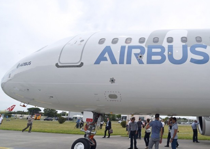 Airbus signs contracts with two Indian startups