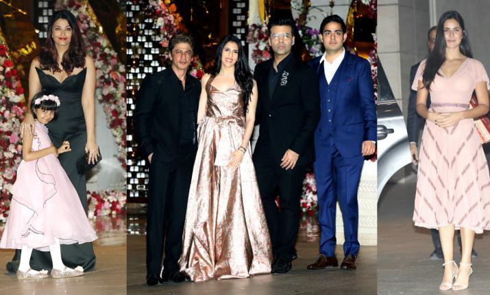 Aishwarya Rai Bachchan, SRK, Karan Johar and other celebs