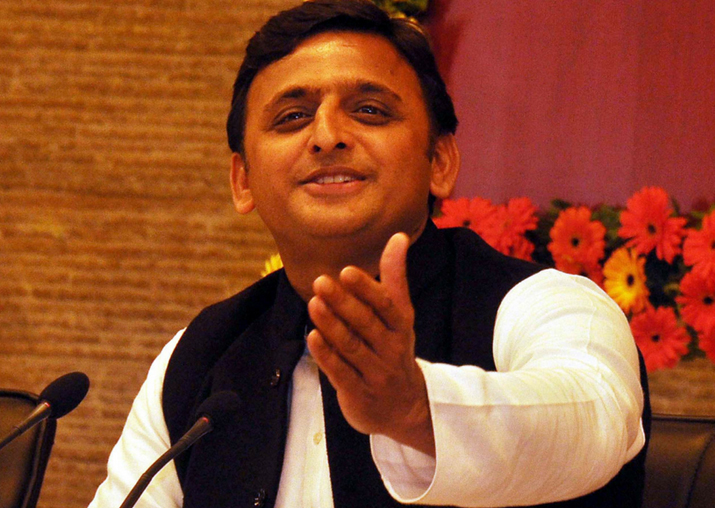 File pic of Akhilesh Yadav