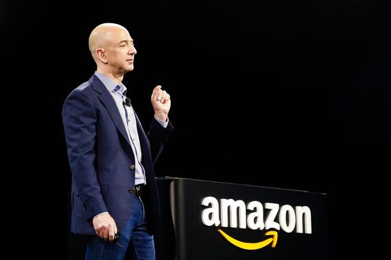 Amazon Founder Jeff Bezos Becomes Richest Person In The World Bill