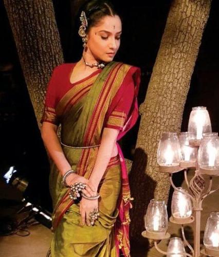 India Tv - Ankita Lokhande, Manikarnika