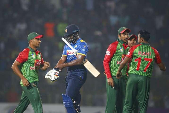 Streaming Cricket Sri Lanka Vs Bangladesh Sl Vs Ban 6th