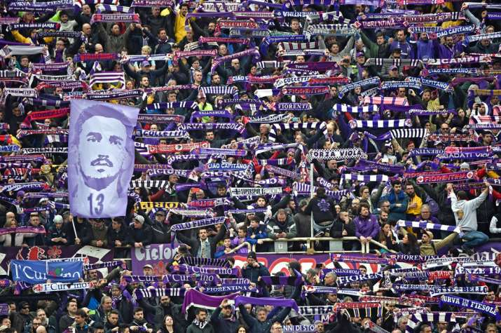 India Tv - The fans turned up in large numbers to honour Astori