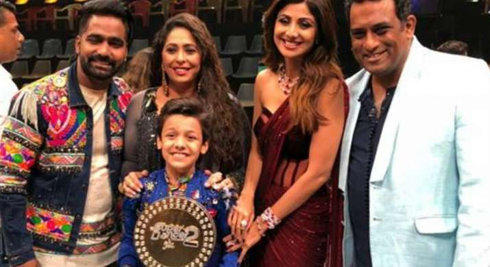 Bishal Sharma bags Super Dancer Chapter 2 Trophy | Tv News