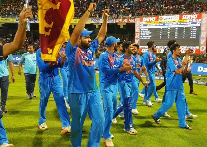 Nidahas Trophy final India vs Bangladesh
