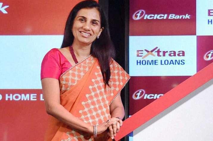 File picture of Chanda Kochhar