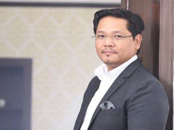 India Tv - Conrad Sangma