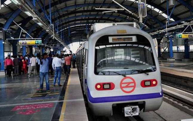 Delhi Platform Screen Doors Made Functional At Chandni
