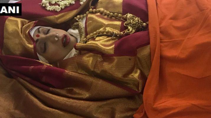India Tv - Sridevi death