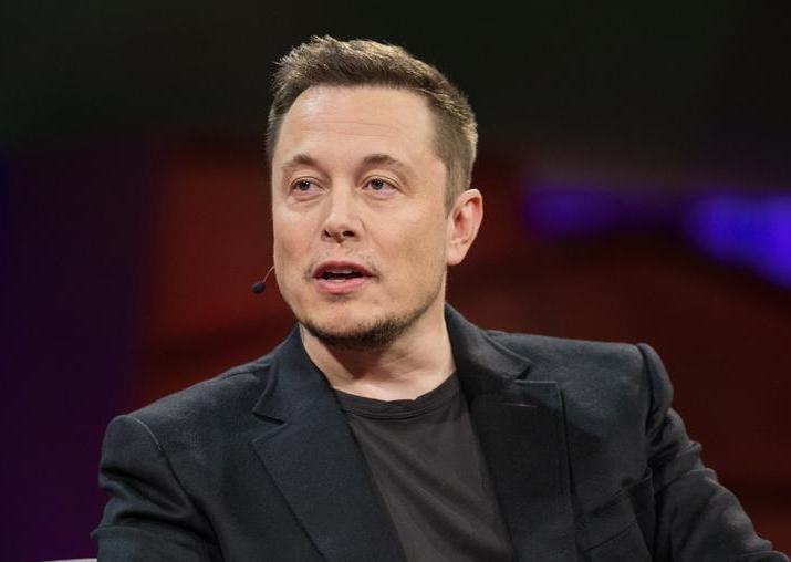 File pic of Elon Musk