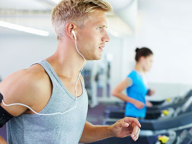 Want to lose weight? Listen to music while exercising