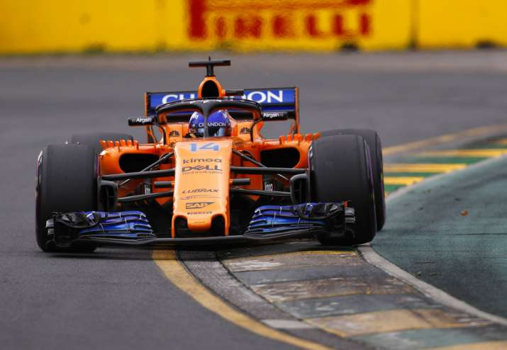 mclaren shows new fight and speed at australian gp | formula-1 news